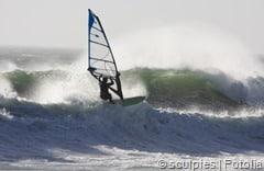 Surfen Portugal Winter