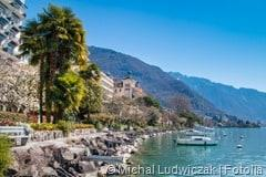 Montreux Riviera Genfer See