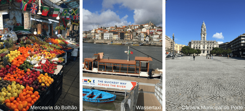 Highlights von Porto