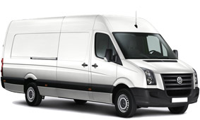 Sprinter Lang Mieten ZB VW Crafter Transporter Langversion Bei